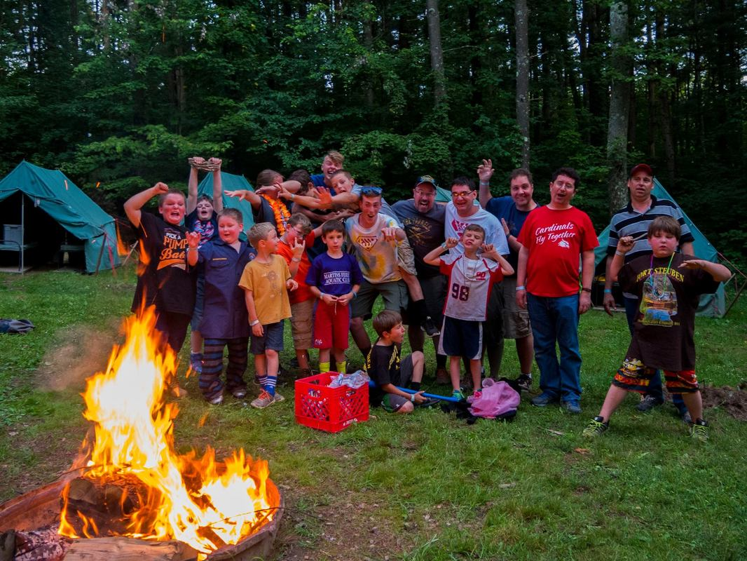 Cub Scout Resident Camp - Fort Steuben